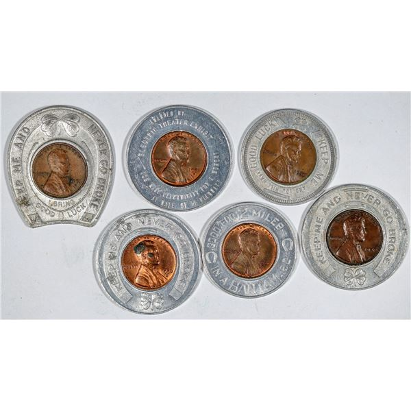 Encased Penny Group  [140791]