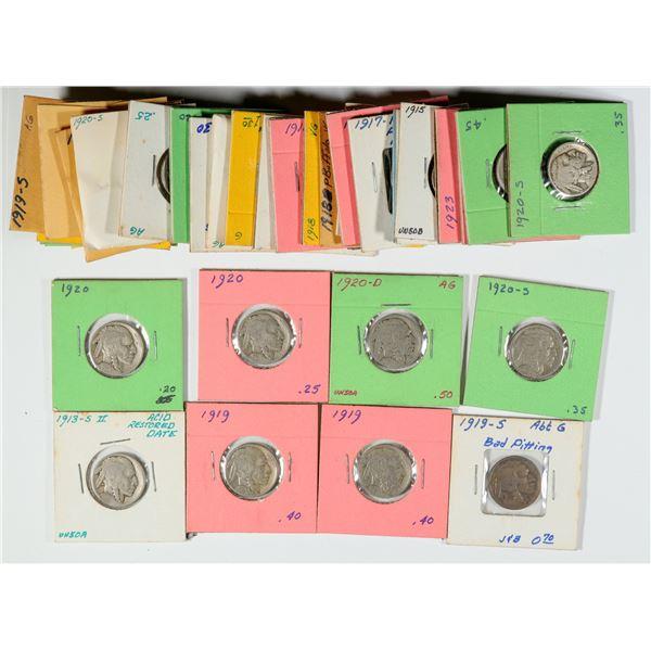 Buffalo Nickel Collection  [138668]