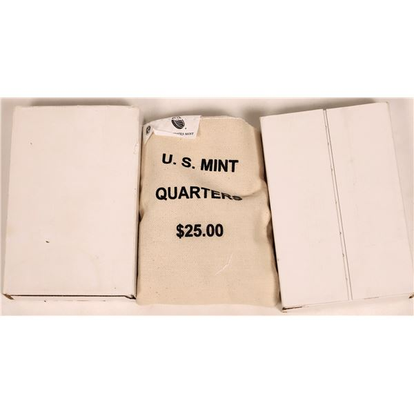 Original Mint Bags of National Park Quarters  [136233]
