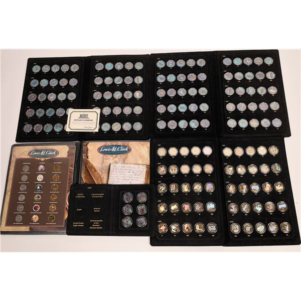 State Quarter and Special Nickel Collections  [141170]
