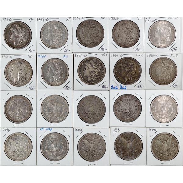 Morgan Dollar Collection  [136175]