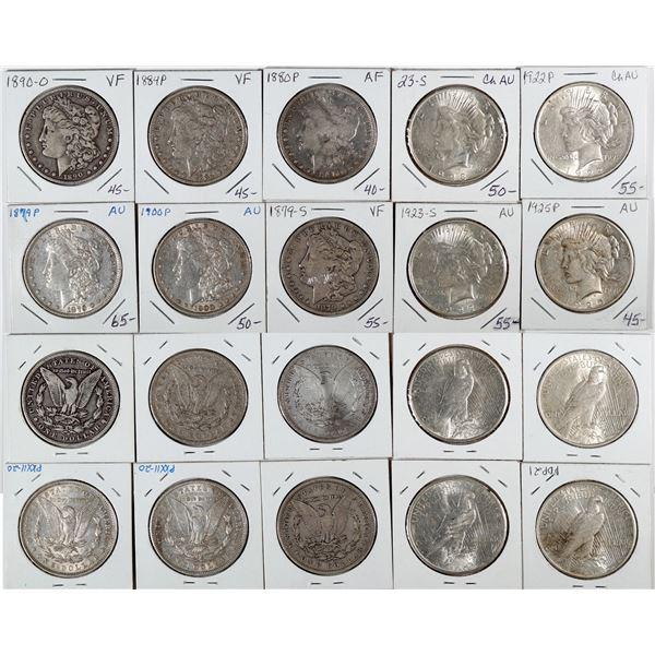 Silver Dollars  [136176]