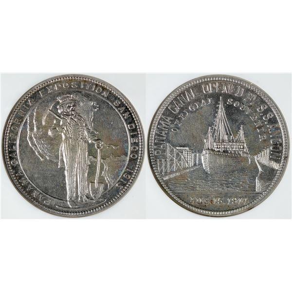 Panama-California Expo So Called Dollar HK-426  [140672]