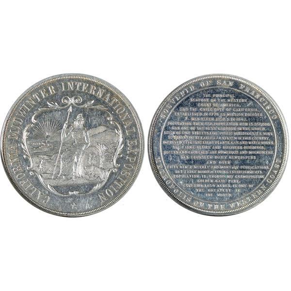 California Midwinter Expo So-Called Dollar HK-256  [140678]