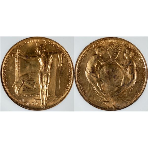 Panama-Pacific Exposition So Called Dollar HK-401  [140673]
