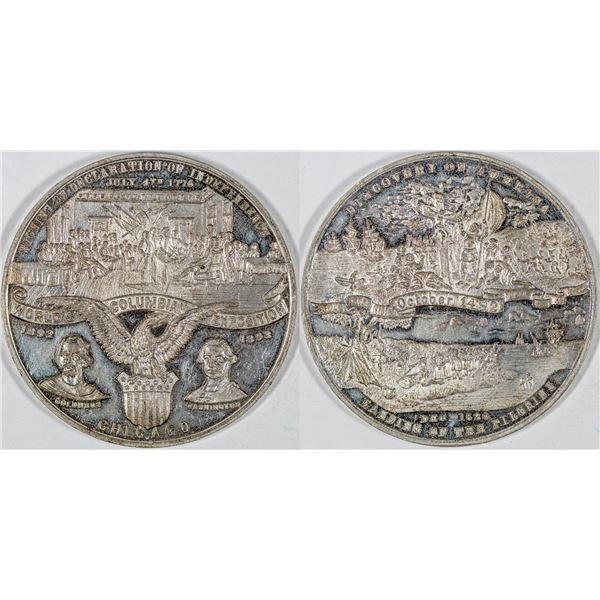 Columbian Exposition Discovery of America So-Called Dollar  [136254]