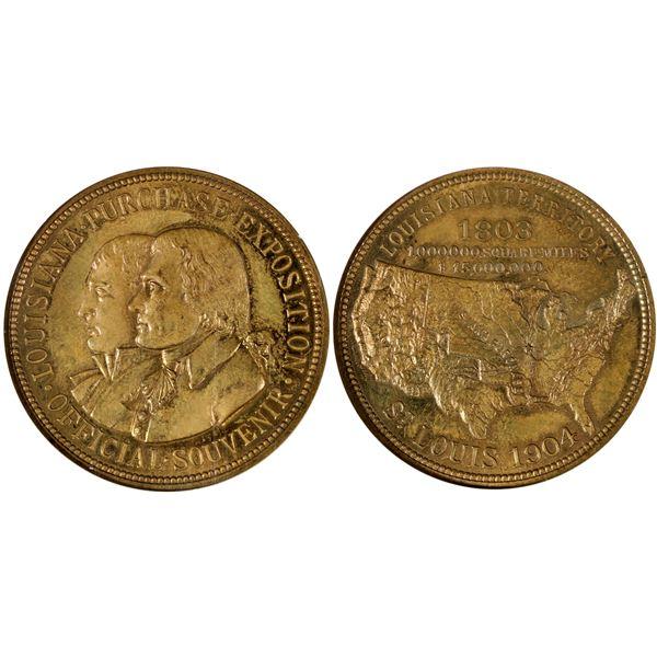 Louisiana Purchase Expo So Called Dollar HK-302  [140680]