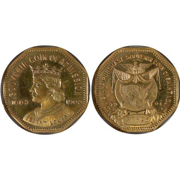 Louisiana Purchase Expo So Called Dollar HK-306  [140683]