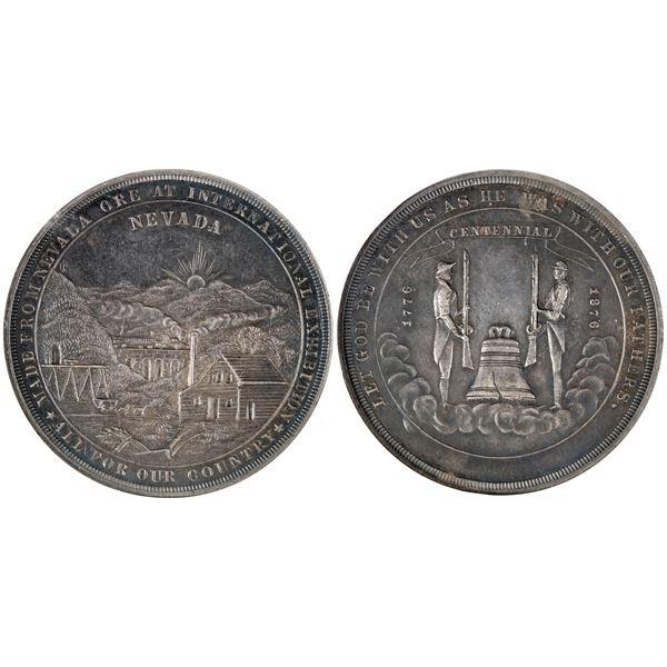 Nevada U.S. Centennial Exposition So Called Dollar HK-19  [140675]