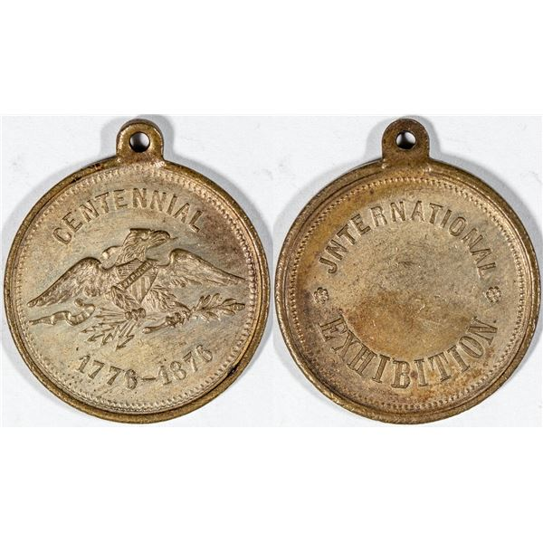 Centennial Exposition Medal  [136250]