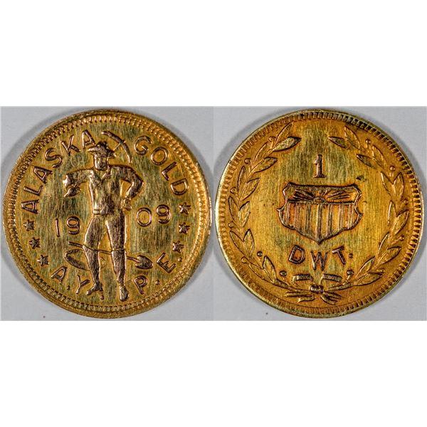 Alaska Yukon Pacific Exposition So Called Dollar HK-360  [136245]