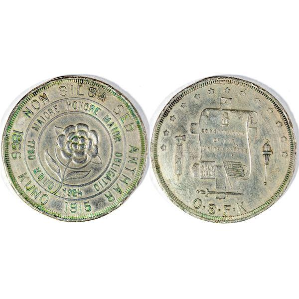 KKK So Called Dollar HK-909  [140788]