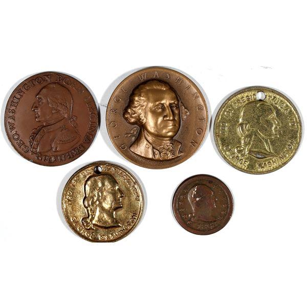 George Washington Medals  [140793]