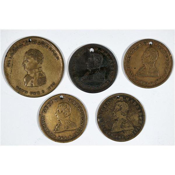 William Henry Harrison Medals  [140795]