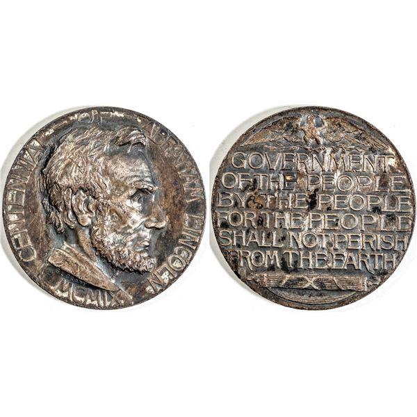 Abraham Lincoln Centennial Medal  [141019]