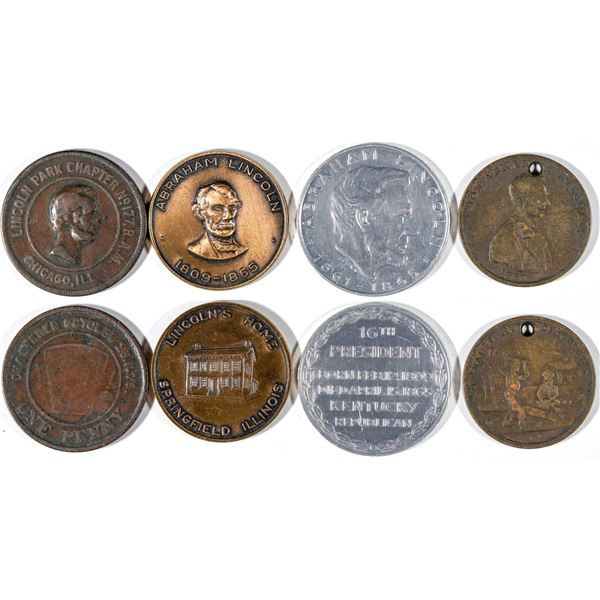Abraham Lincoln Medal Collection  [141025]