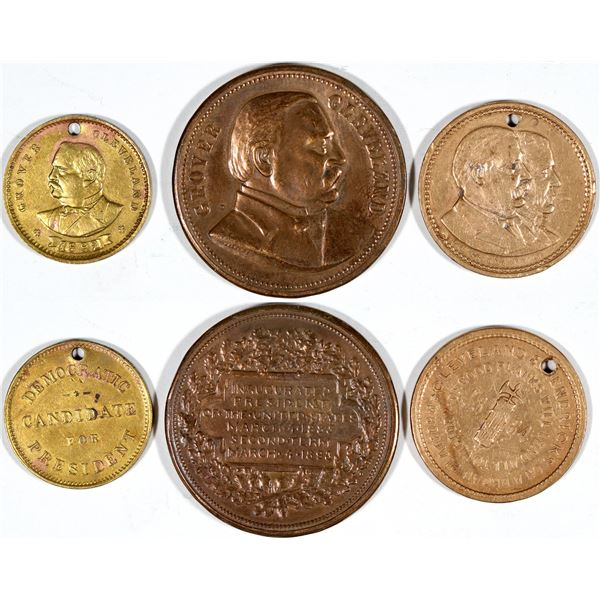 Grover Cleveland Medals  [140792]