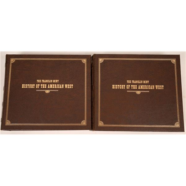 Franklin Mint History of the American West  [139755]
