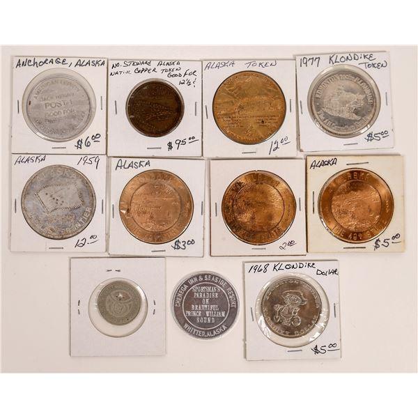 Alaska Token Collection  [140806]