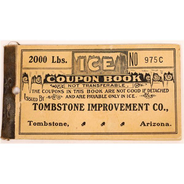 Tombstone Improvement Co. Token Booklet  [141176]