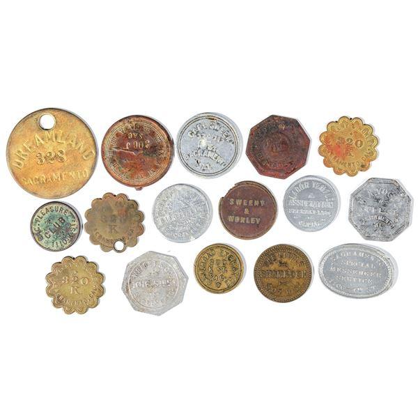 Sacramento Trade Token Collection  [138738]