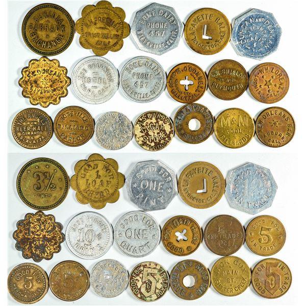 California Token Collection  [139003]