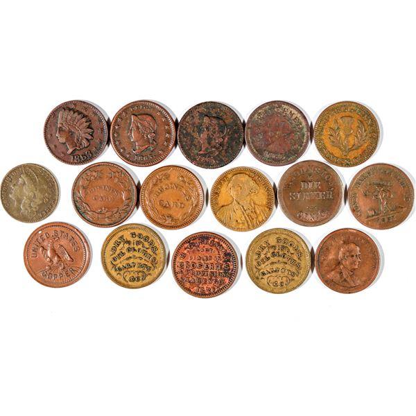 Civil War Storecard Collection  [141029]