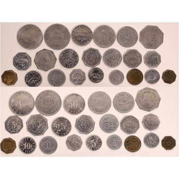 Wisconsin Token Collection  [141013]