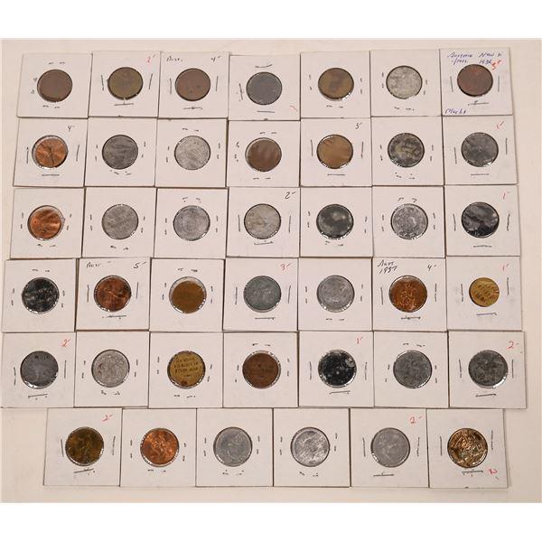 Austrian Token Collection  [139402]