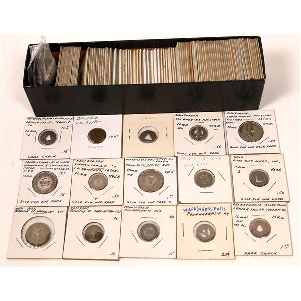 Transportation Token Collection  [138144]