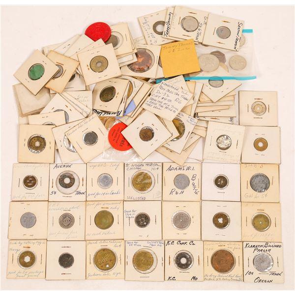 Miscellaneous Token Collection  [140178]