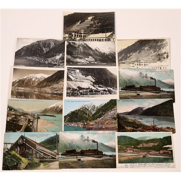 Alaska Mining RPCs & Other Postcards (13)  [139457]