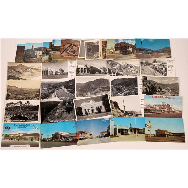 Arizona Post Card Lot (40)  [141145]