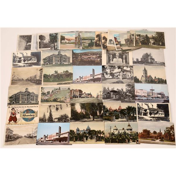 Postcard Collection: Alhambra  [139864]