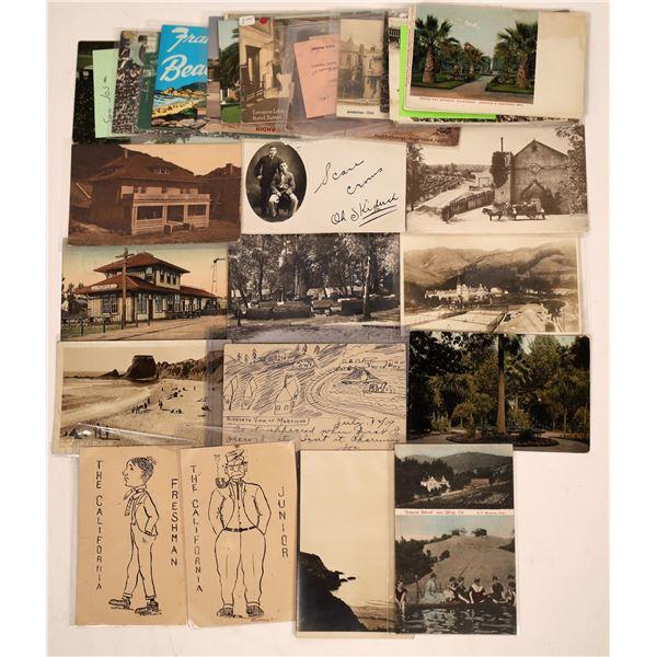Bay Area Postcard Group  [130439]