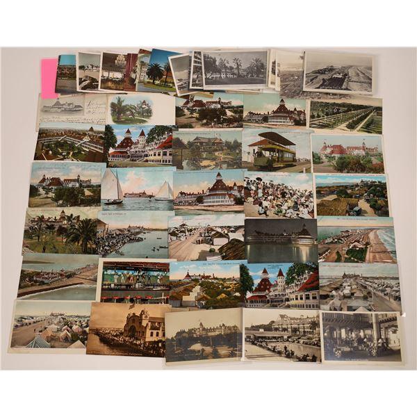 Hotel del Coronado Post Card Collection (50)  [139042]