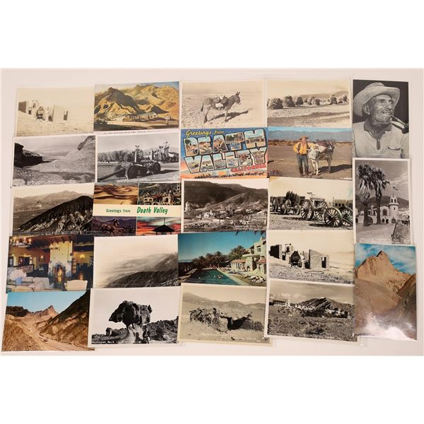 Death Valley Postcard Collection  [139852]
