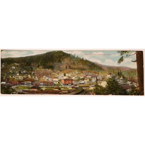 Rare Postcard of Dunsmuir, CA  [138273]