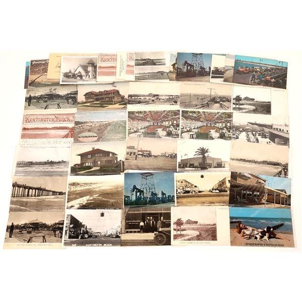 Huntington Beach Postcard Collection  [139853]