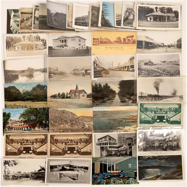 Imperial County Postcard Collection  [130359]