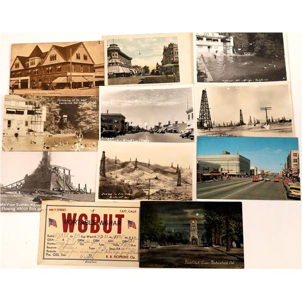 Kern County, California Postcard Group  [130309]