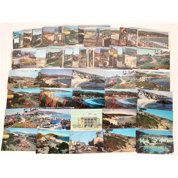 Postcard Collection Laguna Beach Real Photo Postcards  [139855]