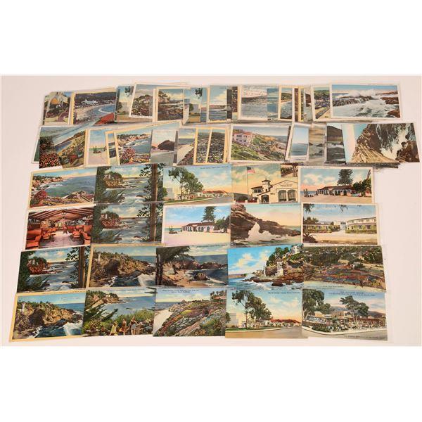 Postcard Collection Laguna Beach: Non-Real Photo Postcards  [139860]