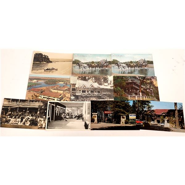 Lake County, California Postcard Group  [130308]