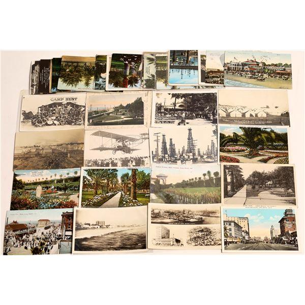 Long Beach Postcard Collection  [130415]