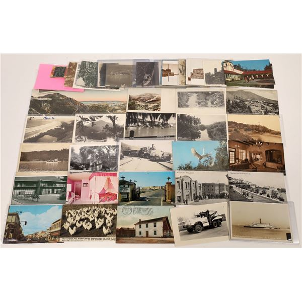 Marin County Area Postcard Collection  [130302]