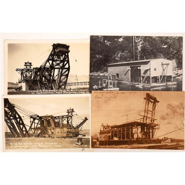 California Dredging Postcards  [130277]