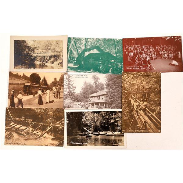 Mount Hermon Postcard Group  [130294]