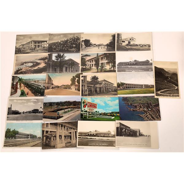 """California """"Colorado River' Postcard Collection  [130348]"""
