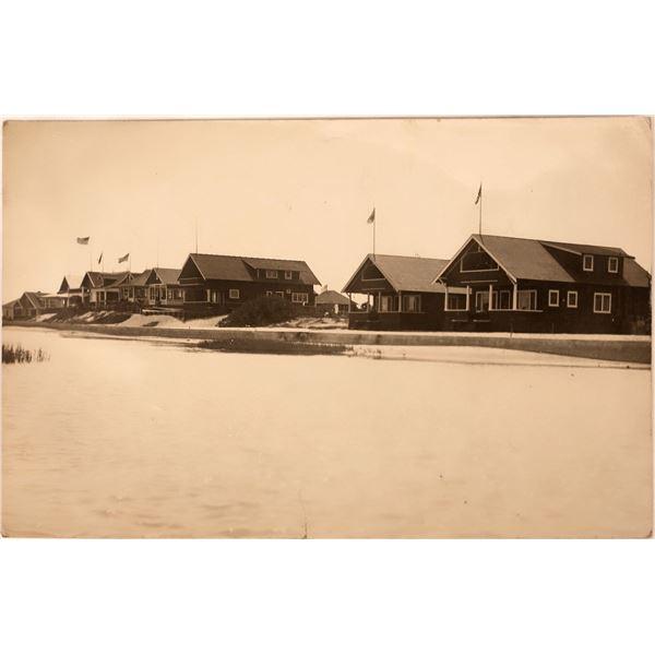 Balboa Island Rare RPC of Houses on the Beach  [130370]